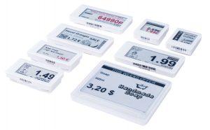 Electronic Shelf Label Partner Tech Europe